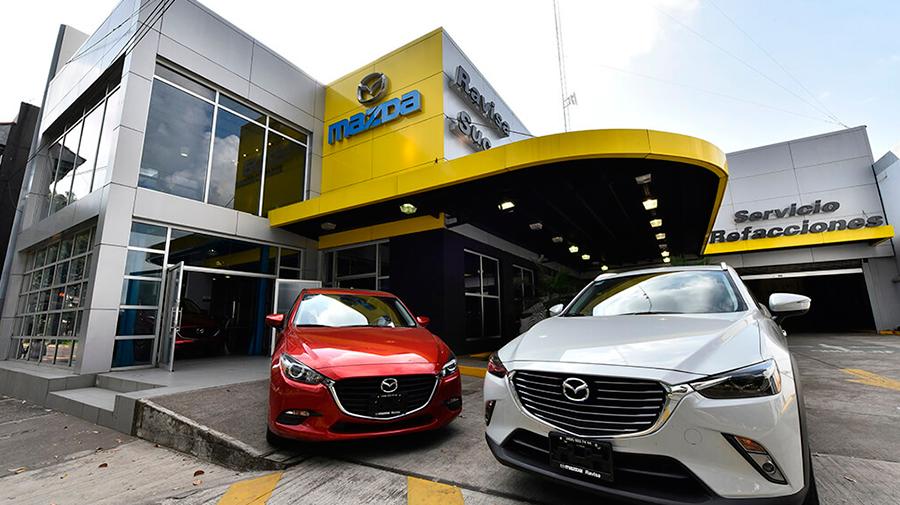 Mazda Ravisa Uruapan