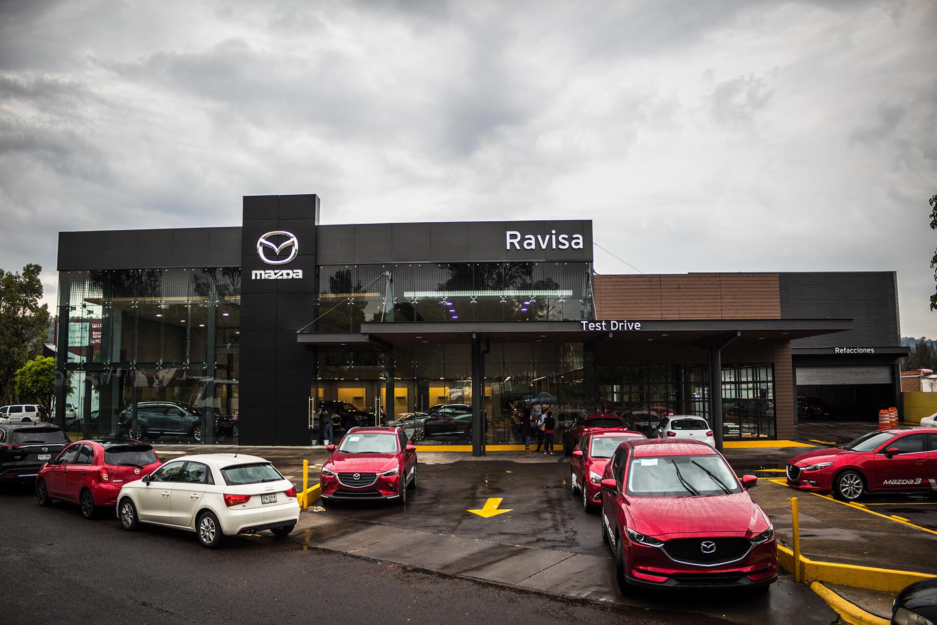 Mazda Ravisa Morelia - Imagen 2
