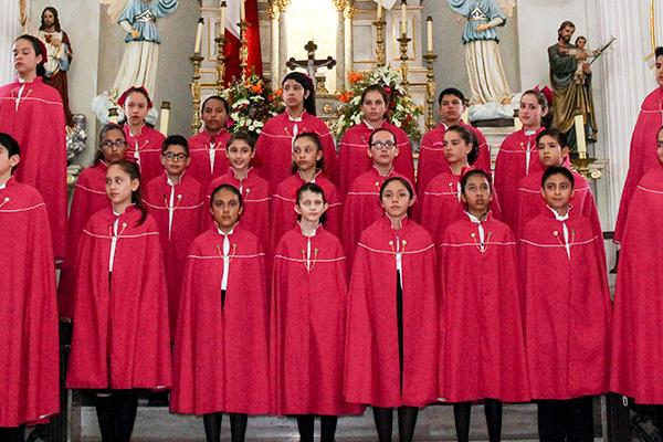 Show Niños Cantores de Morelia