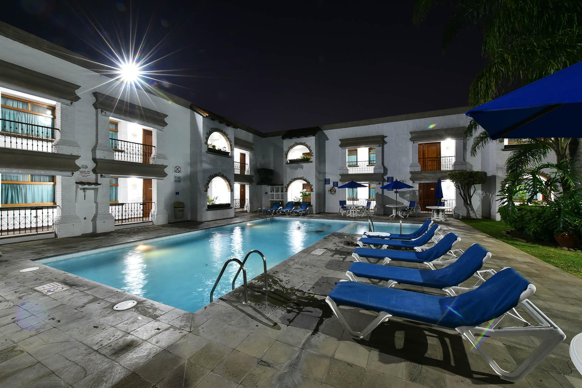 Holiday Inn Express Morelia - Imagen 1