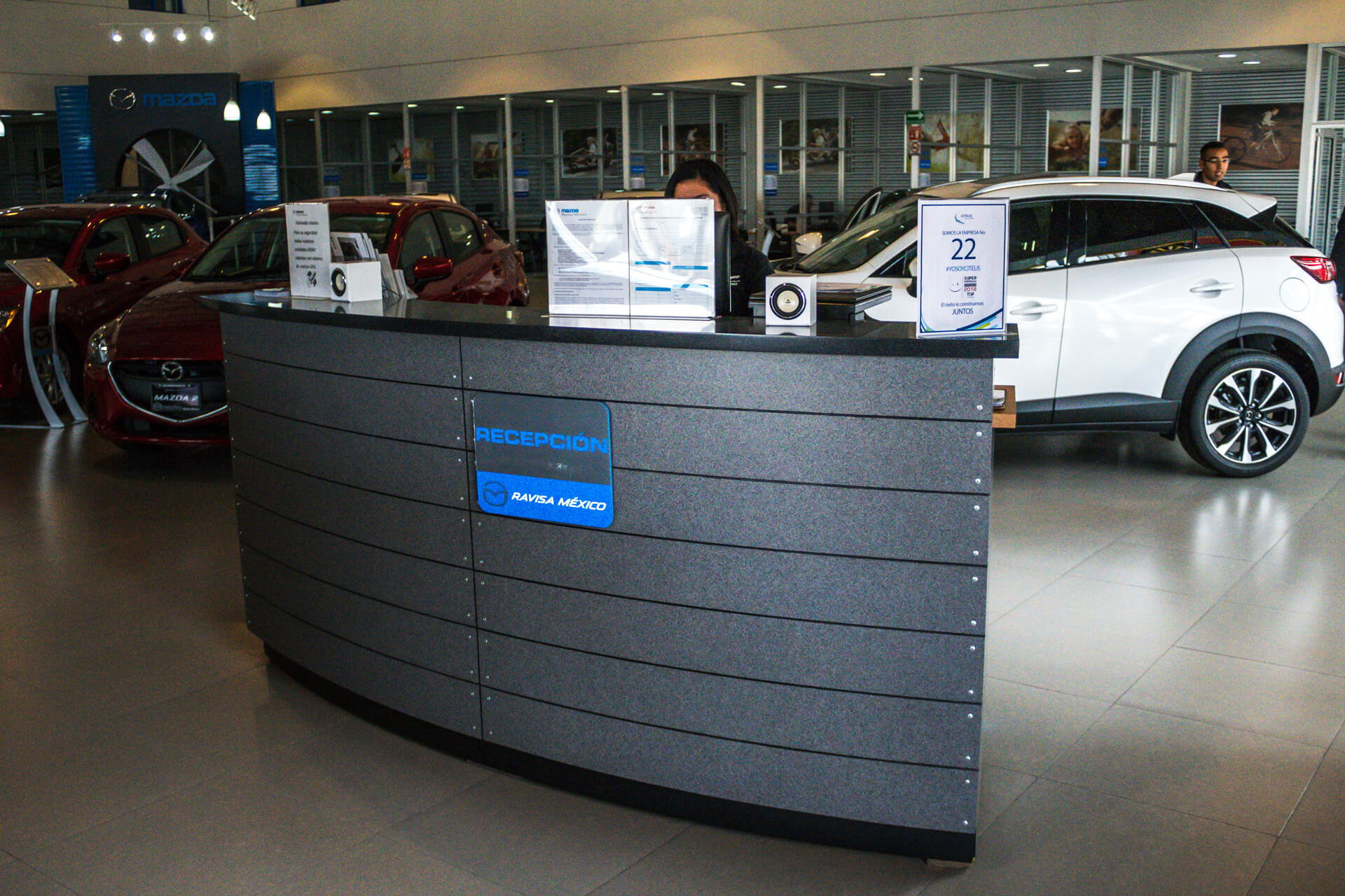 Mazda Ravisa Coacalco - Imagen 7