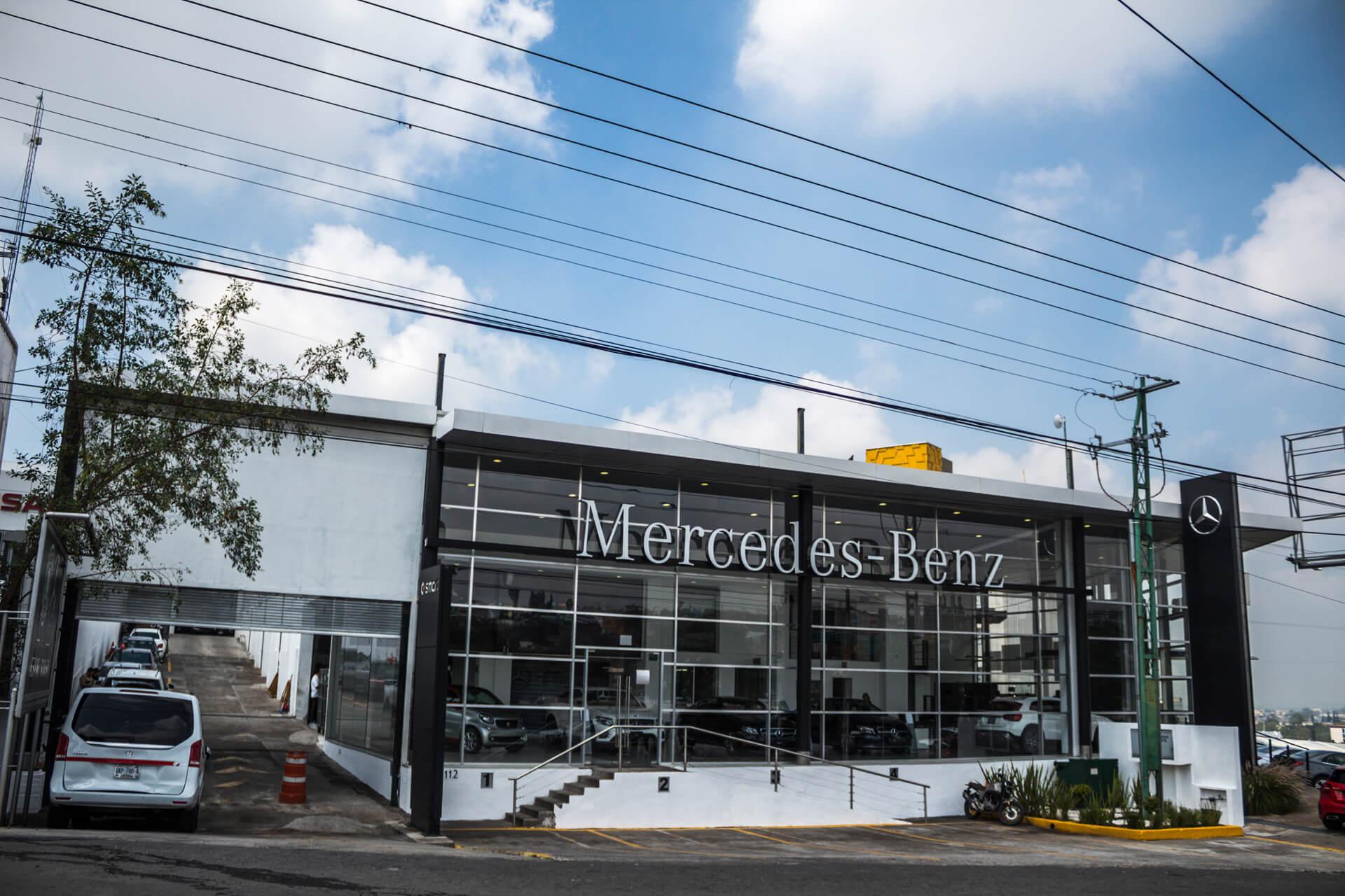 Mercedes-Benz Querétaro Bernardo Quintana - Imagen 6