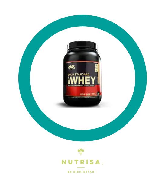 Descuentos en proteínas - NUTRISA