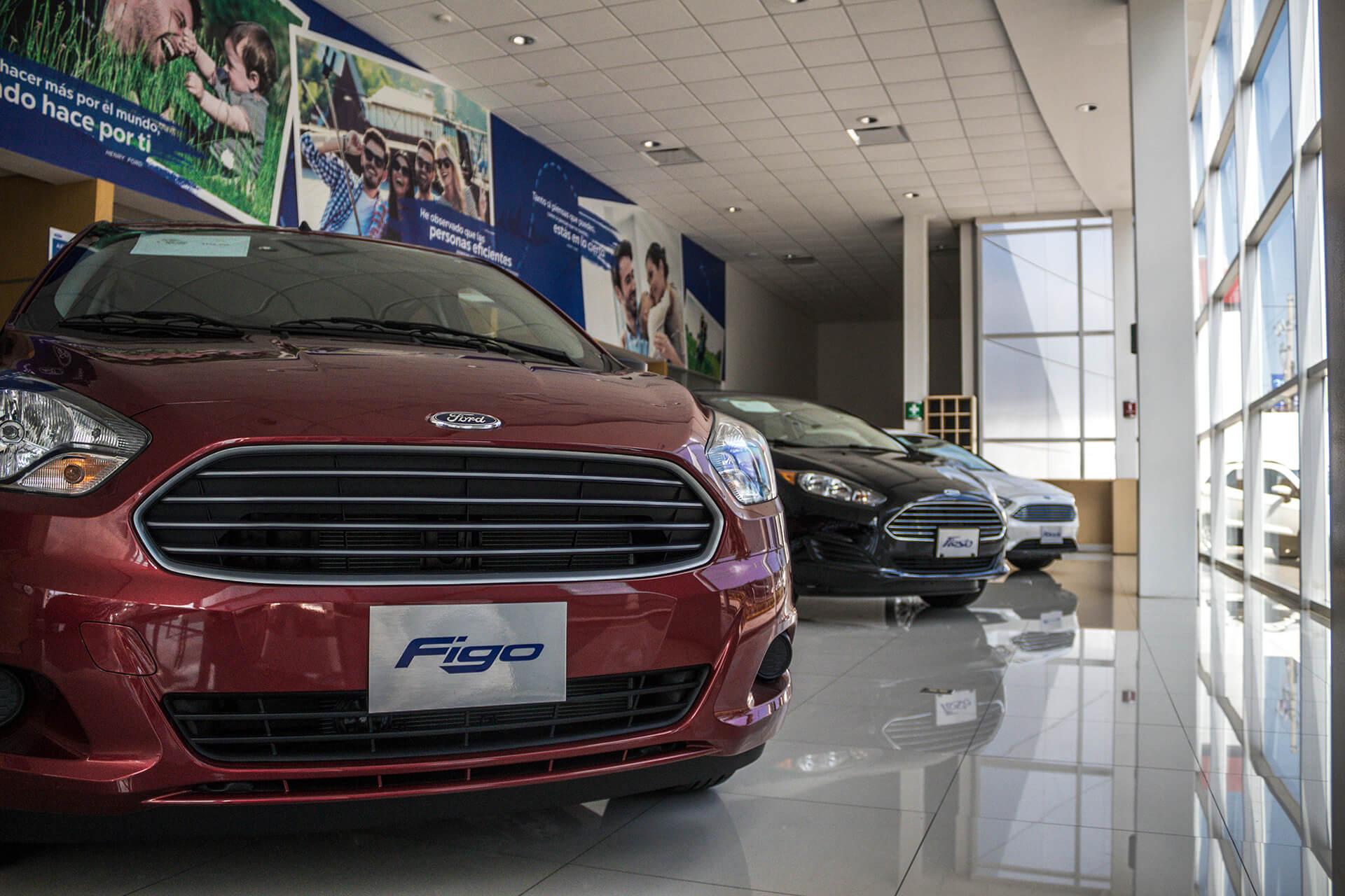 Ford Ravisa Las Américas - Imagen 3