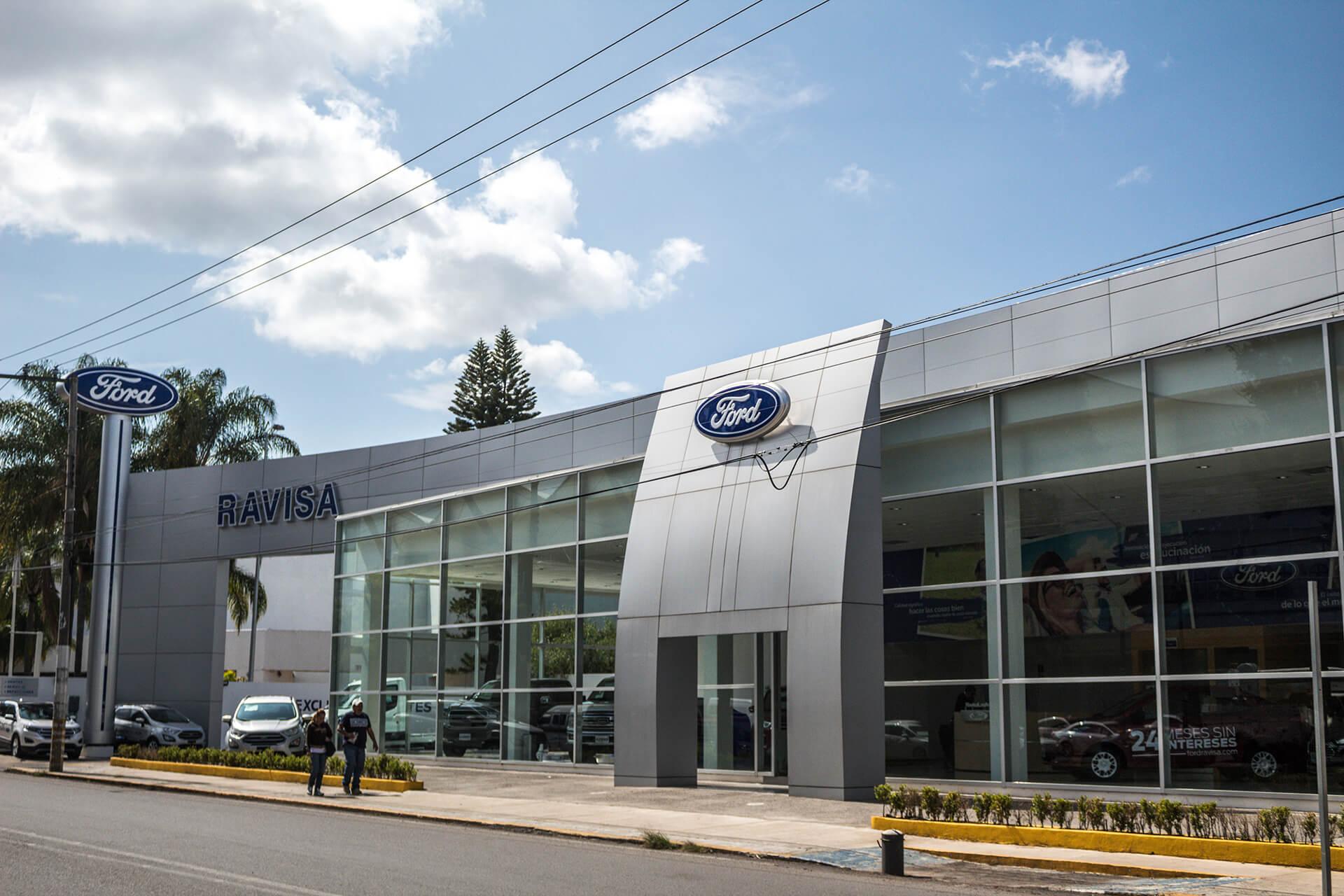 Ford Ravisa Las Américas - Imagen 2