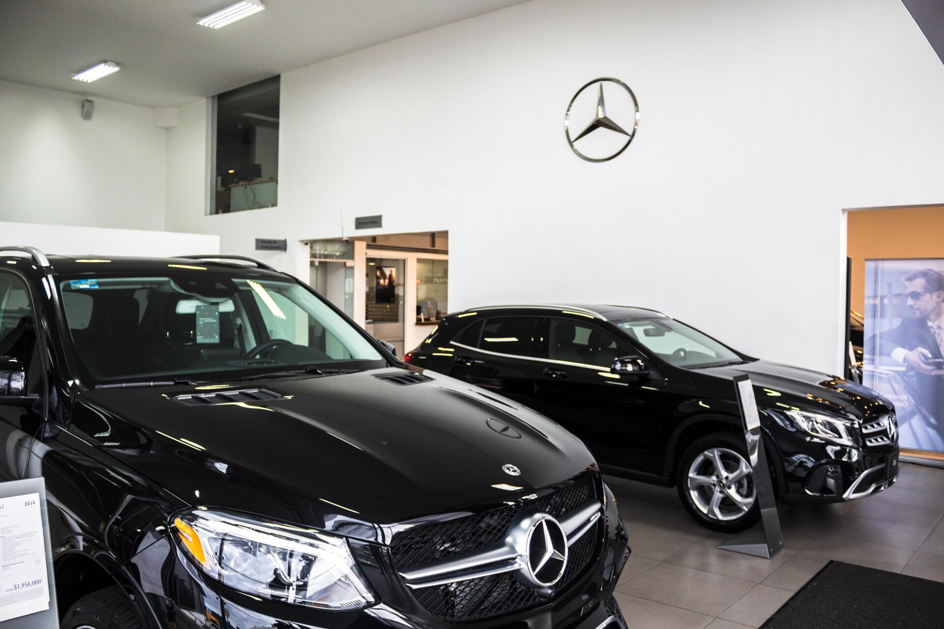 Mercedes-Benz Morelia - Imagen 1