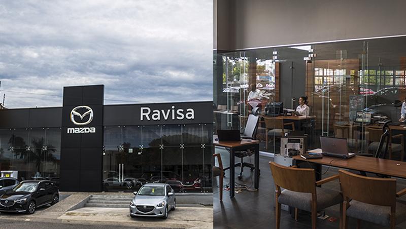 Mazda Ravisa se renueva