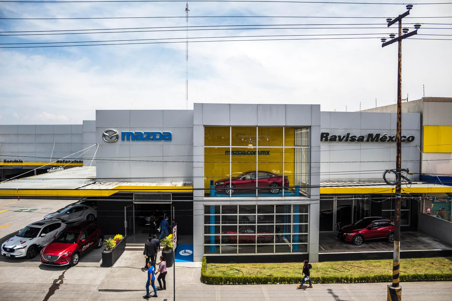 Mazda Ravisa Coacalco - Imagen 6