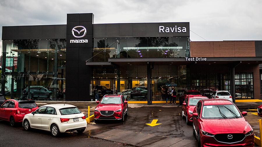 Mazda Ravisa Morelia
